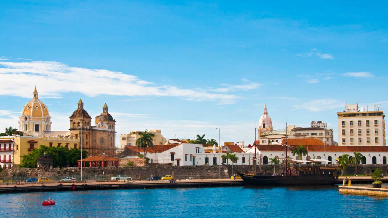 Cartagena: La Ciudad Amurallada