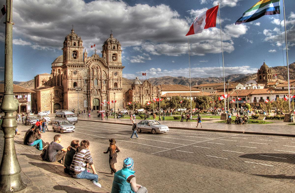 Cuzco: La Ciudad Mística Sagrada