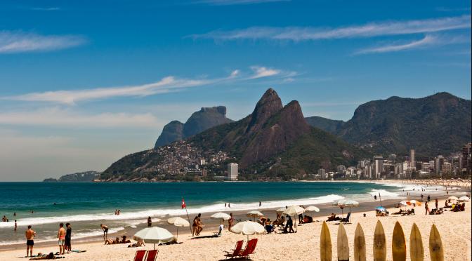 Playas de Rio