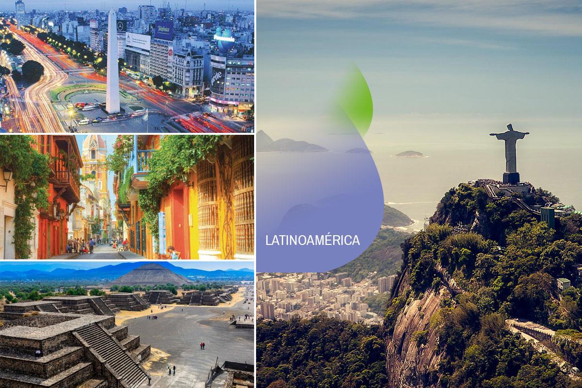 Las Mejores Vacaciones Son En Latinoamérica