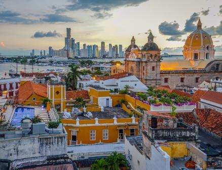 paquete de viaje a cartagena colombia