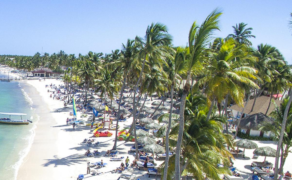 Paquete de viaje a Punta Cana