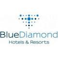 hotel blue diamond logo