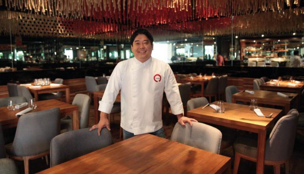 Chef Micha Tsumura
