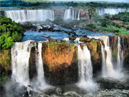 Ano nuevo, Iguazu